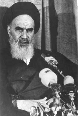 Rudollah KhomeiniRuhollah Mostafavi Musavi Khomeini (24 September 1902 – 3 June 1989), known in the West as Ayatollah Khomeini, was an Irani...