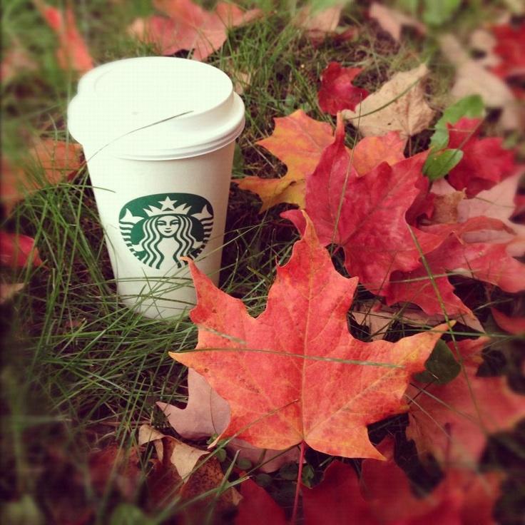Starbucks Fall | Home is where heart is | Pinterest ...