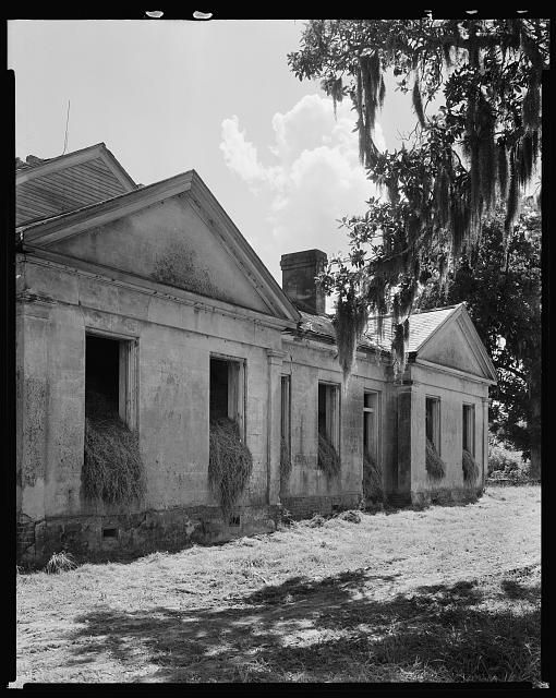 Outbuilding  Woodlawn Plantation, Napoleonville vic., Assumption Parish, Louisiana