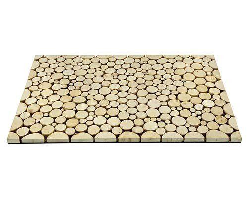 Design Ideas Branch Doormat, Dark by Design Ideas. $43.58. These doormats are great for both indoor and outdoor use. Our Branch Doormats are made from repurposed tree branches. Design Ideas Branch Doormat Dark