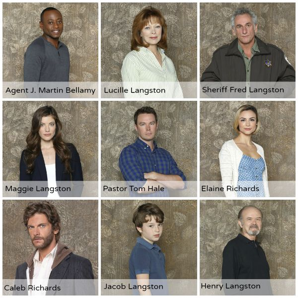 New Hit TV Show Resurrection on ABC; Interview and Cast #abctvevent