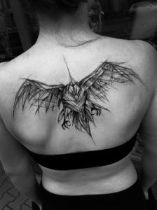 Raven-Tattoos-Raben-Idea-006