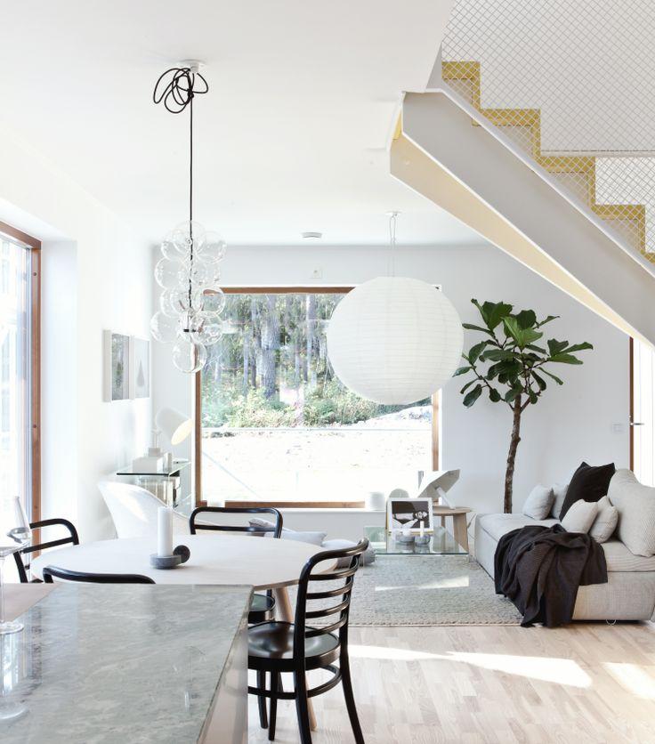 Minimalistický interiér s harmonickými detaily