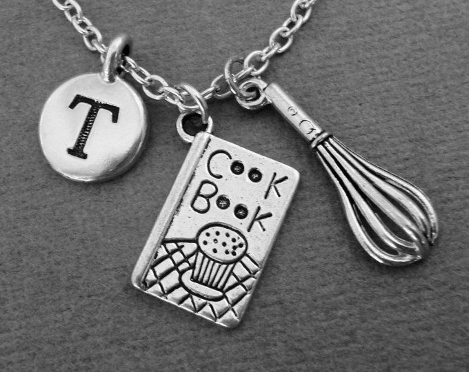 Muffin Cook Chef Bracelet Baker Bracelet Cooking Gift Bakers Chef Gift Cupcake Cooking Jewelry Baking baking whisk Baking Gift