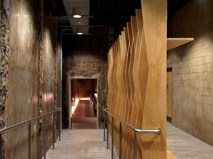 Yalumba Signature Cellars by Grieve Gillett Andersen Architects, Adelaide South Australia Photo: Grant Hancock