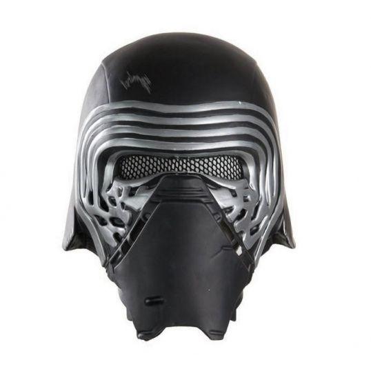 Profesjonalna maska Kylo Rena - wykonana z troską o każdy, nawet najmniejszy szczegół.