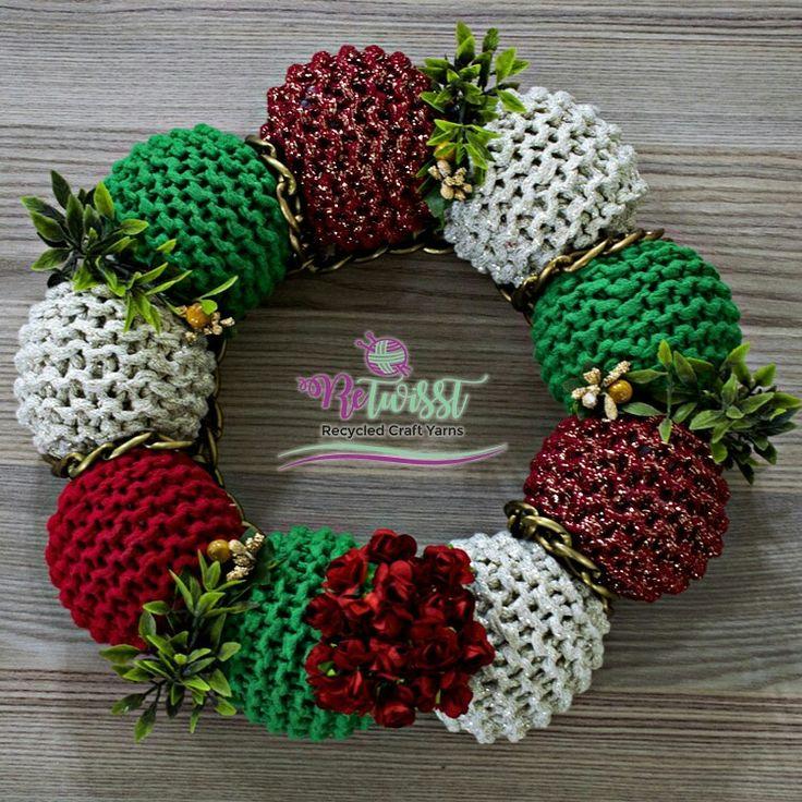 Quality and colourful #ribbon yarns on www.retwisst.com  #lurexribbon #melangeribbon #polyesterribbon #retwisst #tshirtyarn #tshirtyarnbag #fabricyarn #yarn #tapeyarn #trapillo #textilgarn #stofgarn #ribbon #xxlace #barbante #crochet #knitting #stricken #häkeln #hobby #creativity #ribbonproject #christmascolour #christmas #merrychristmas #gift #christmasgift