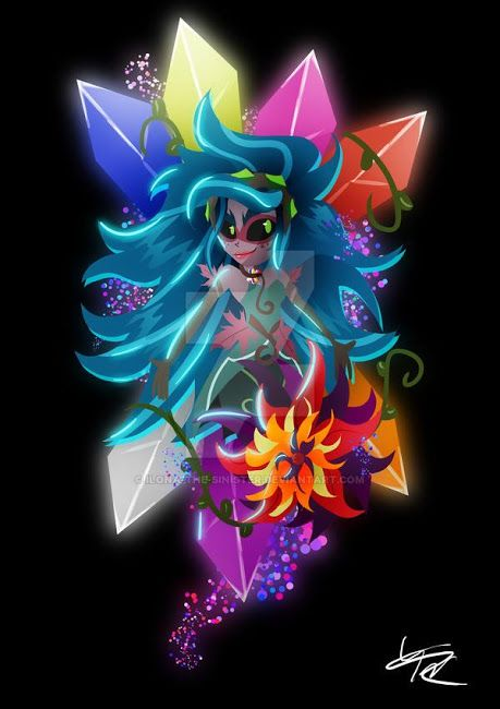 Equestria Daily: Drawfriend Stuff #2034 Gloriosa - My Little Pony Legend of Everfree