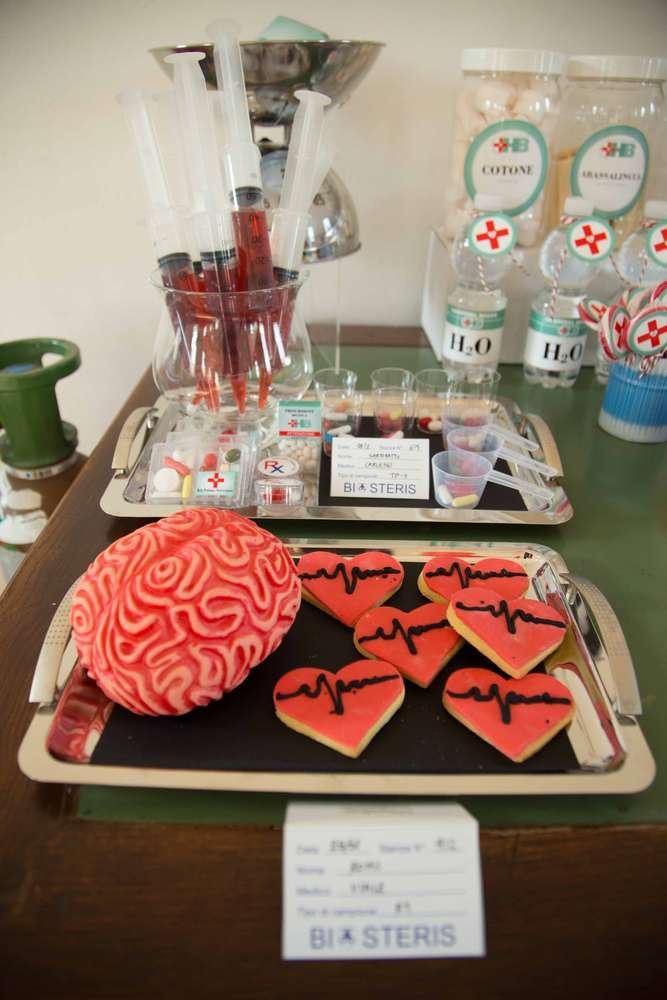 13 best Grey's Anatomy Party Ideas images on Pinterest ...