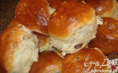 Сдобные булочки по ГОСТу | Кулинарные рецепты от «Едим дома!»