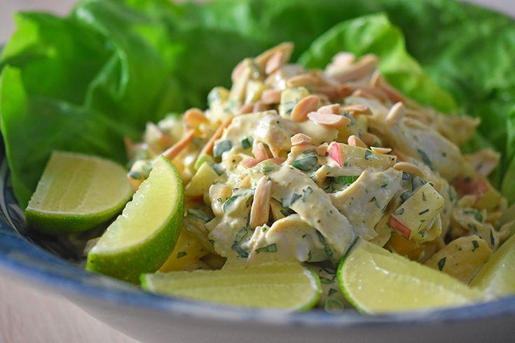 Madras Chicken Salad by Michelle Tam / Nom Nom Paleo http://nomnompaleo.com