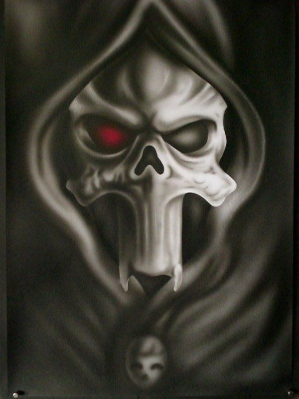 grim reaper by ravenshadow-art.deviantart.com on @deviantART