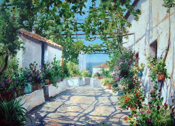 The 14 best Terrazze Fiorite -Photo images on Pinterest | Balconies ...