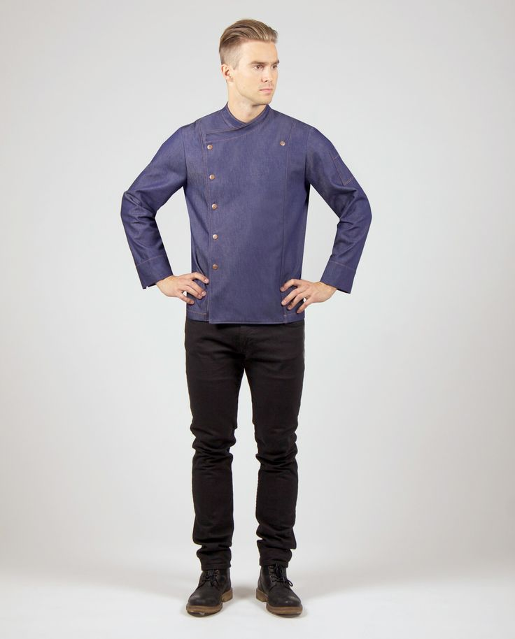 VAASA Chef Jacket