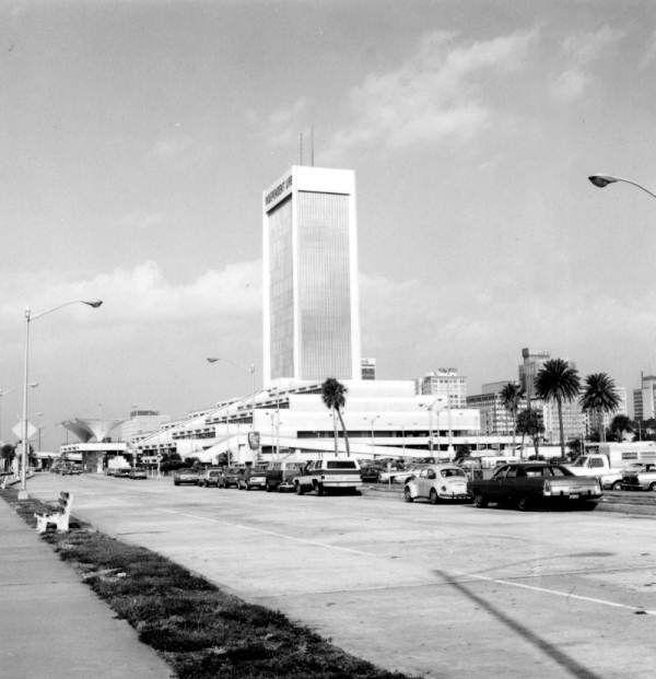 Vintage speichert Jacksonville Florida