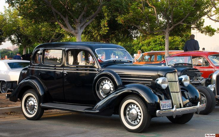 1935 Dodge DU New Value Six Sedan