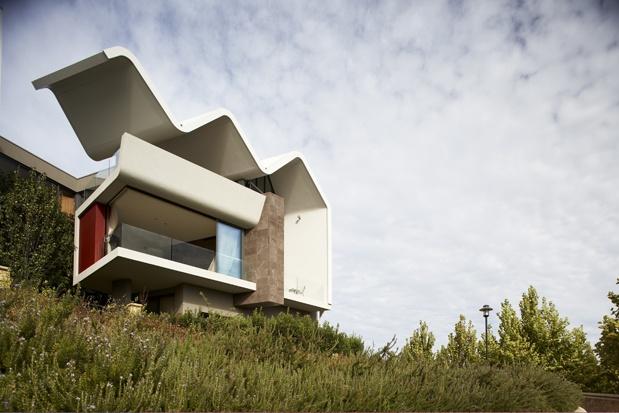 Dutch Hip Roof House Design