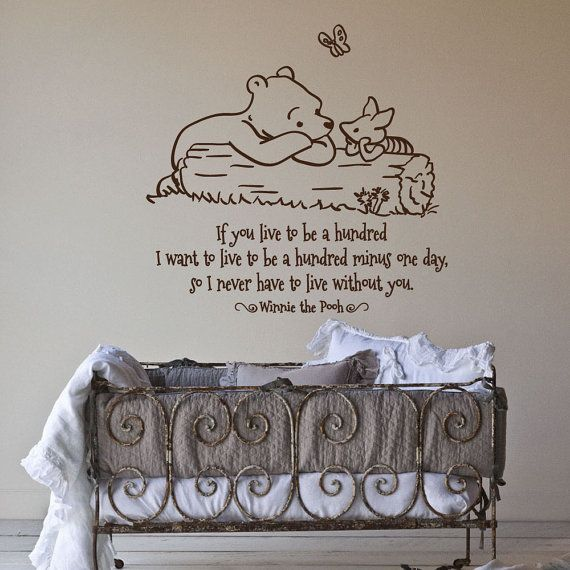 Wonderful Winnie The Pooh Quotes Wall Decals   Yahoo! Part 9