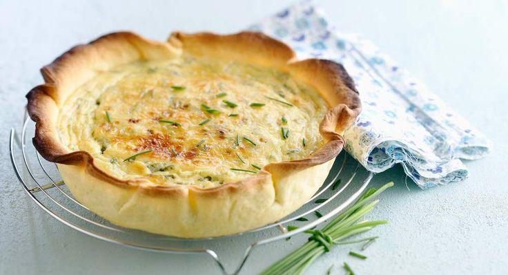 Lire la recette des chaussons jambon-fromage