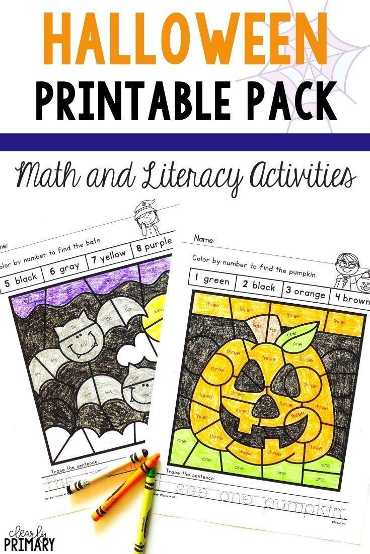 Halloween Activities Halloween Activities Kindergarten Math Activities Halloween Worksheets [ 1102 x 735 Pixel ]