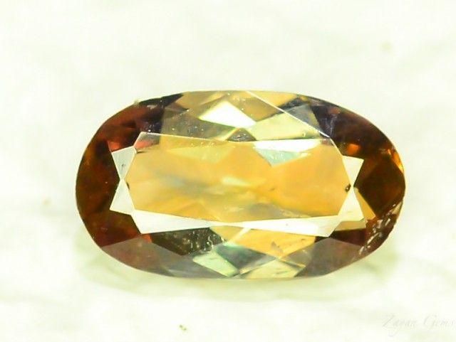 Extreme Rare 0.285 ct Natural Axinite ~ Durand Line