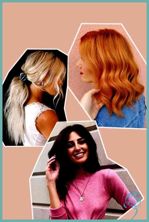 Frisuren Trend Herbst 2019 Rot Topfrisuren Org Damen Frisuren