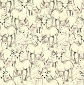 Woodland (white background) by lydia_meiying