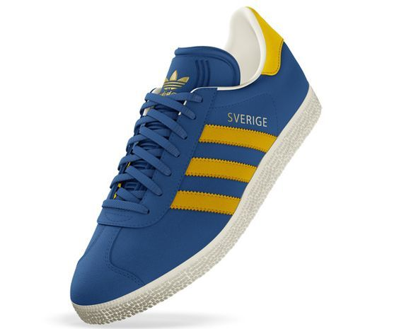 8c7fc01be35 The Adidas Gazelle World Cup Edition trainers are now available and if you  don t like the colours
