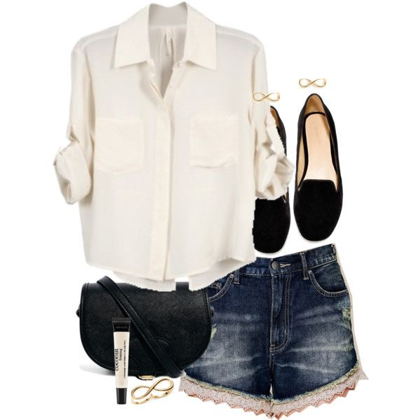 """""""Allison Inspired Barbeque Outfit"""" by veterization on Polyvore"""