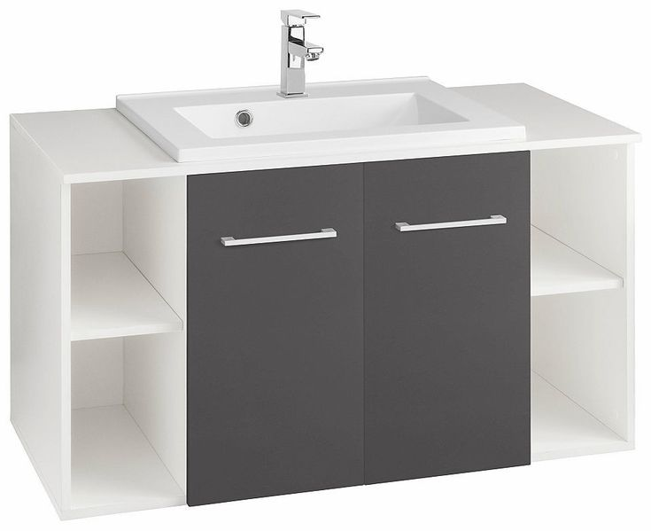 Badezimmermöbel grau ~ Die besten 25 badmöbel online ideen auf pinterest bad online