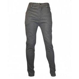 DISORDER PANT (CHARCOAL MARL) SKINNY FIT. A pair of pants in a cool material that goes with both tees and shirts.