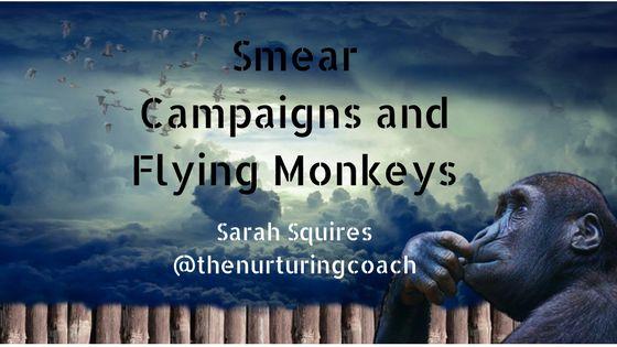 Smear Campaigns and Flying Monkeys https://parentalnarcissisticabuse.wordpress.com/2017/12/10/smear-campaigns-and-flying-monkeys-the-truth-about-parental-alienation/  #narcissisticabuse #parentalalienation