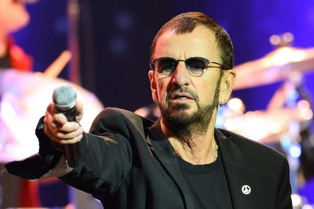 Ringo Starr & His All-Starr Band In Concert At The Palms