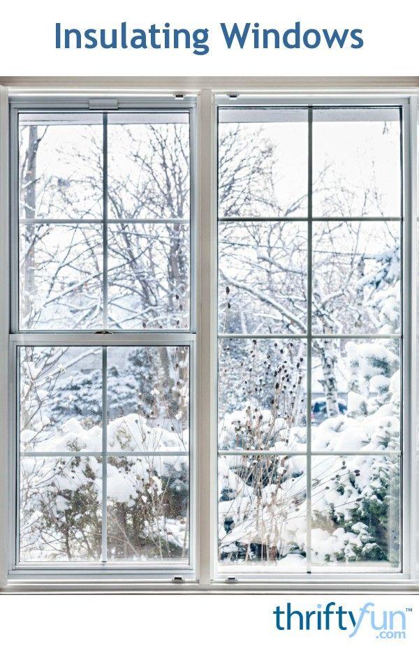 Insulating Windows Window Insulation Winter Window Winter Wall Art