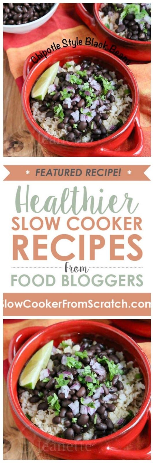 1000+ images about Healthy Slow Cooker Recipes on Pinterest