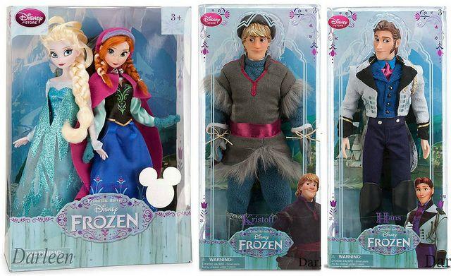 Disney Store Frozen Dolls. http://bestcheapbabystuff.com/dolls/disney-frozen-doll/the-best-choice-of-disney-frozen-doll/