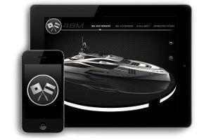 Palmer Johnson SuperSport iPad App