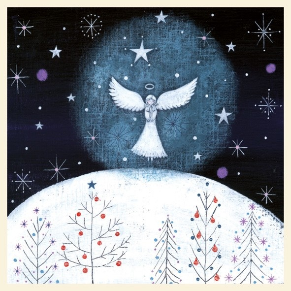 Angel by Lucy Grossmith from The Night Before Christmas Range by Museums & Galleries