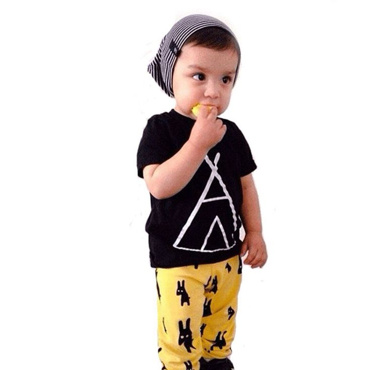 >> Click to Buy << 2017 Top Fashion New Arrival Fashion O-neck Toddler Newborn Kids Baby Boys T-shirt Tops+long Pants Outfits 2pcs Clothes Sets  #Affiliate