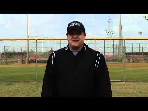 http://Fastpitch.TV - This weeks umpire is MIke Kelly and he is talking about the infield fly rule.    Visit the Fastpitch TV Show's website at http://Fastpitch.TV