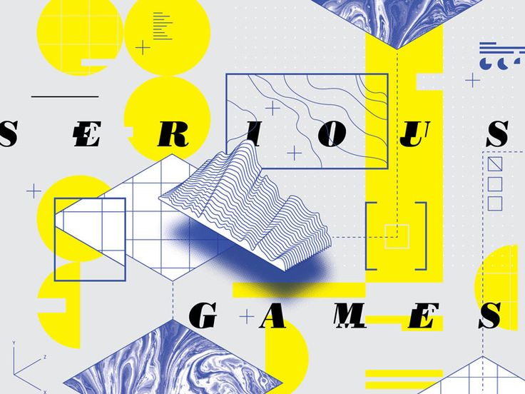 Serious Games by Matt Pamer #Design Popular #Dribbble #shots