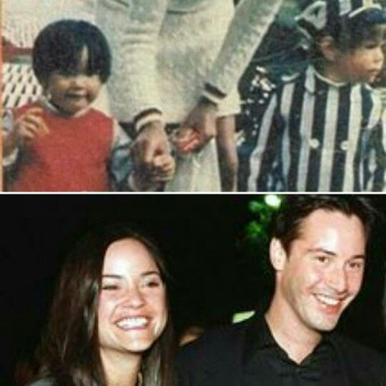 keanu and sister kim keanu reeves pinterest keanu