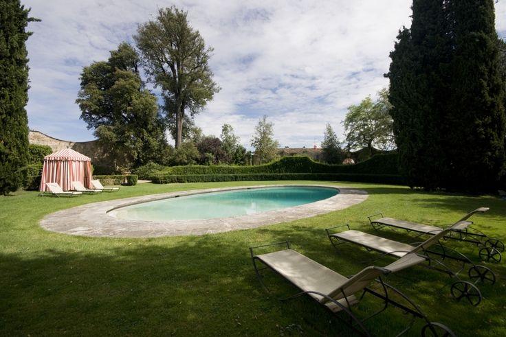 Villa Florence, luxury historic Tuscan holiday villa let in Florence #luxurytravel #luxuryvillas #holidayvillas #italy #tuscany www.luxuryvillarentalsitaly.com