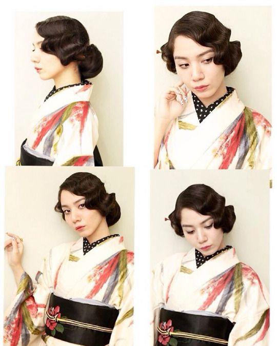Dali着物 - Dali kimono