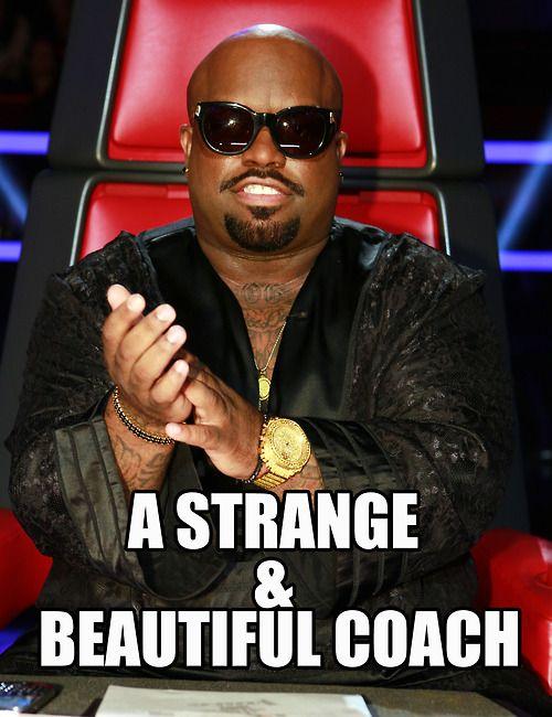 #TeamCeeLo - Strange and Beautiful