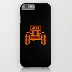 Jeep iPhone 6s Slim Case