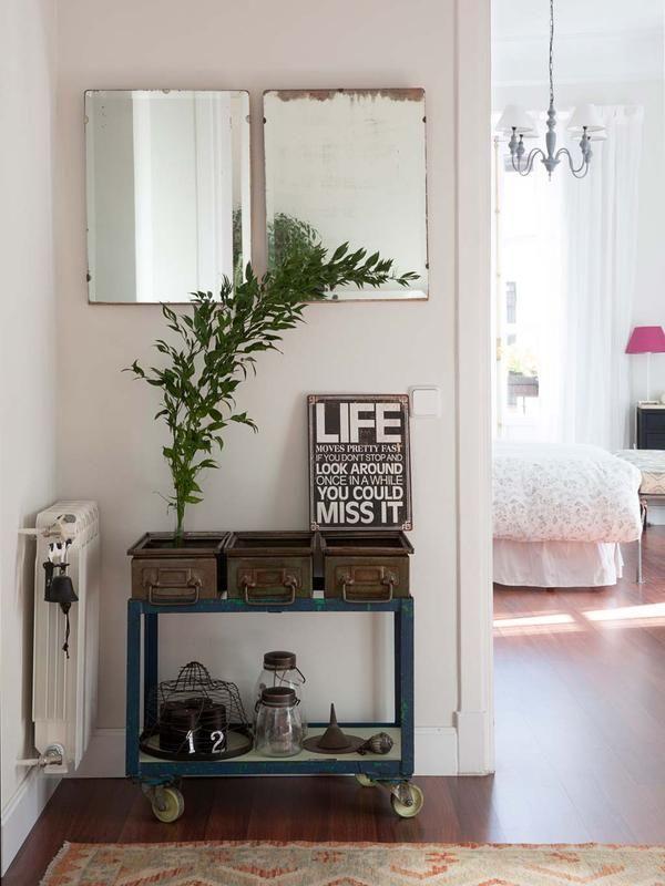 Las 25 mejores ideas sobre espejos recibidor en pinterest for Espejos para hall