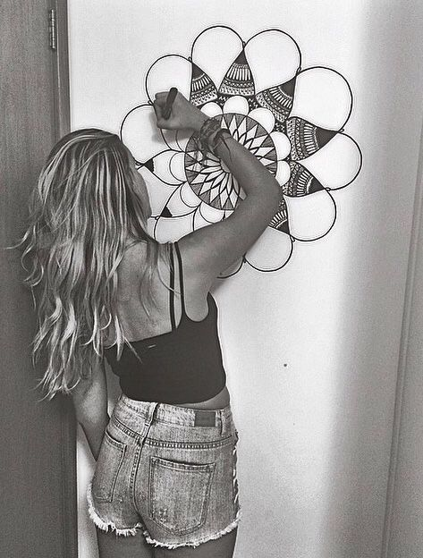 17 Best Ideas About Wall Drawing On Pinterest Sol Le