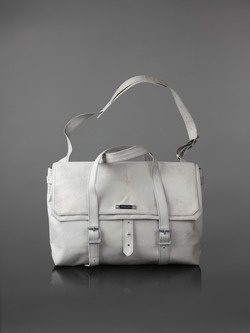 This is a sweet little satchel for a sophisticated teen... ~ETS (FREITAG BAG - ANTONIOLI OFFICIAL WEBSITE)