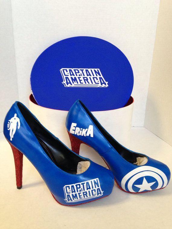 Galería: 13 Zapatos de tacón frikis que toda chica querrá tener pero que nunca querrá usar   NotiNerd